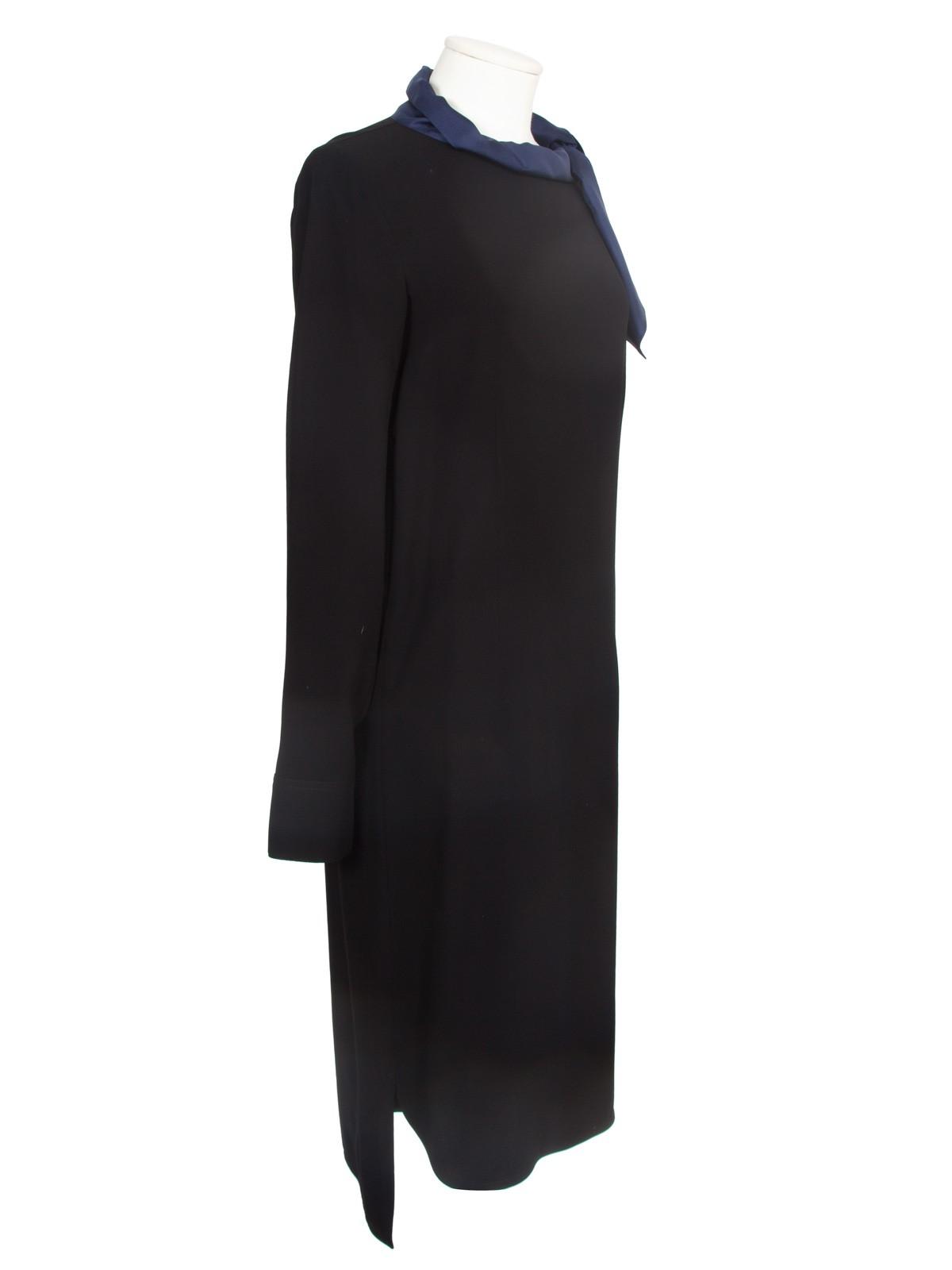 52e85bdda801 marni SCARF TIE SHIFT DRESS available on montiboutique.com - 20681