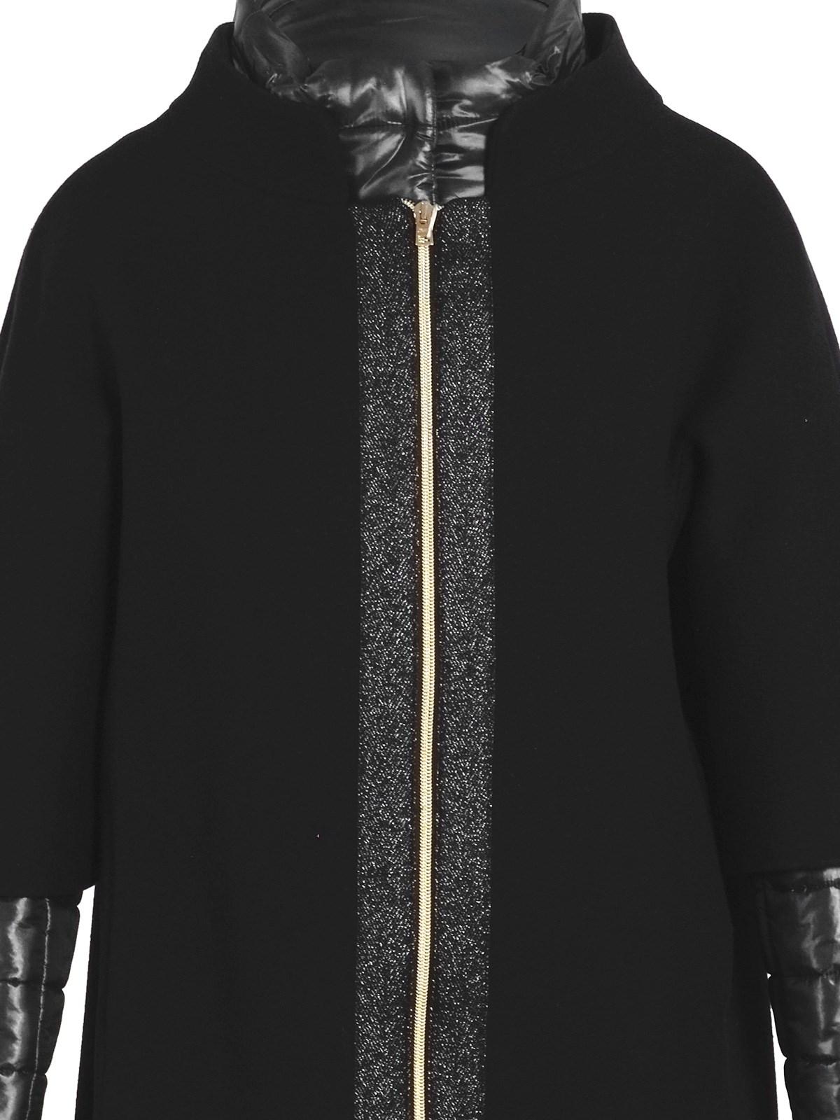 Herno cappotto con interno a piumino su 21101 - Costo cappotto interno ...