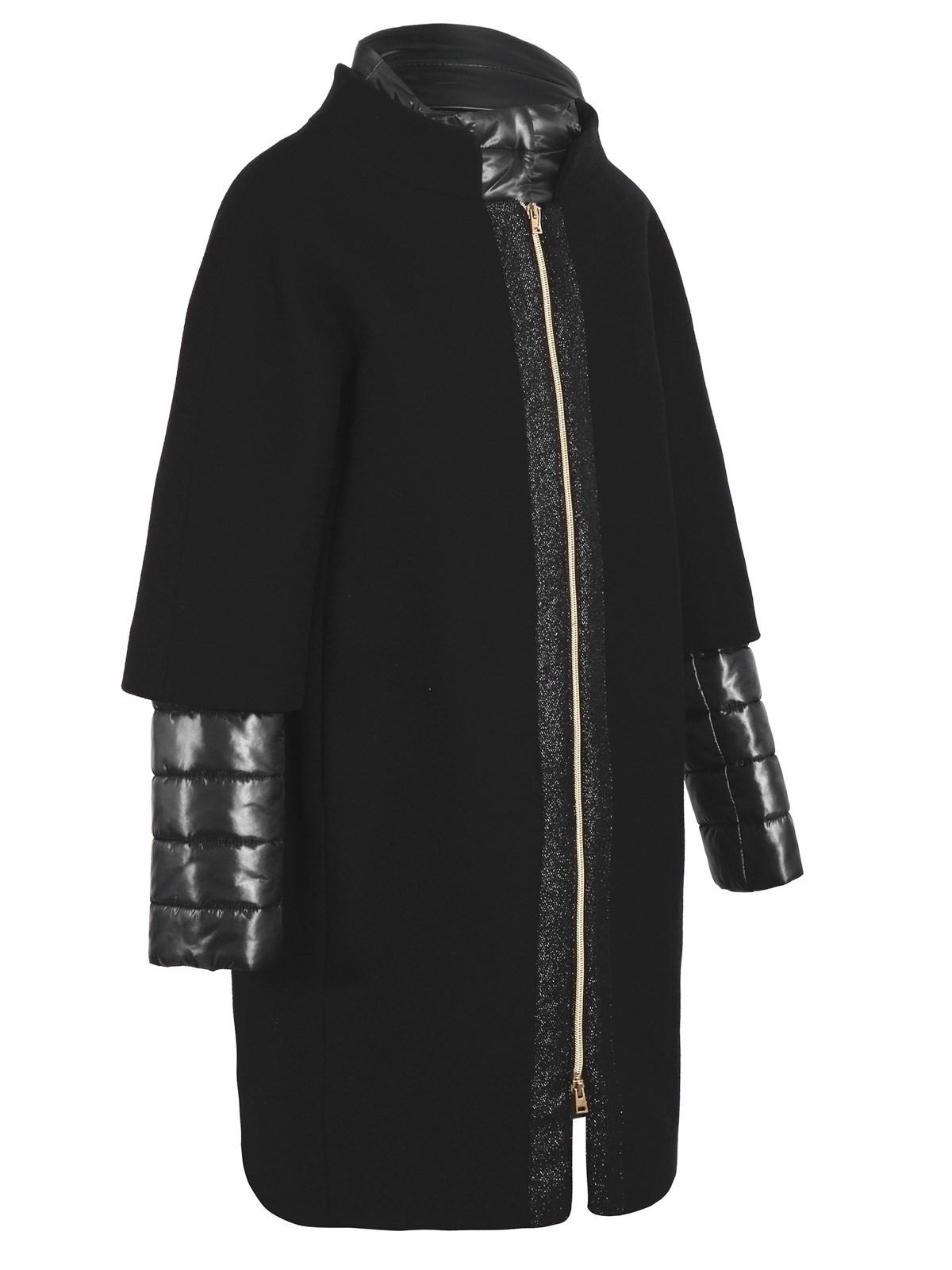 Herno cappotto con interno a piumino su - Costo cappotto interno ...