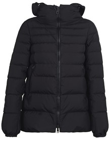 HERNO PADDED COAT WITH ZIP