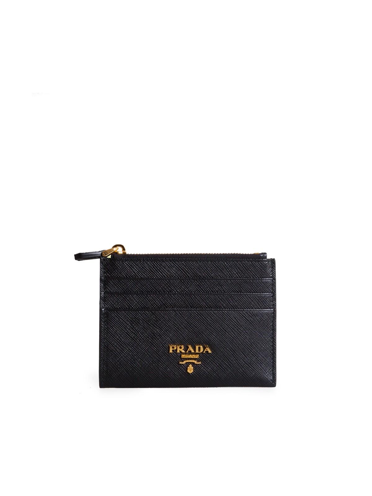 a5297bfa185502 release date prada saffiano leather card holder wallet d9d92 f9852; new  zealand prada card holder b549a 3c6cf