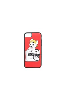 MOSCHINO IPHONE CASE 6/6S/7