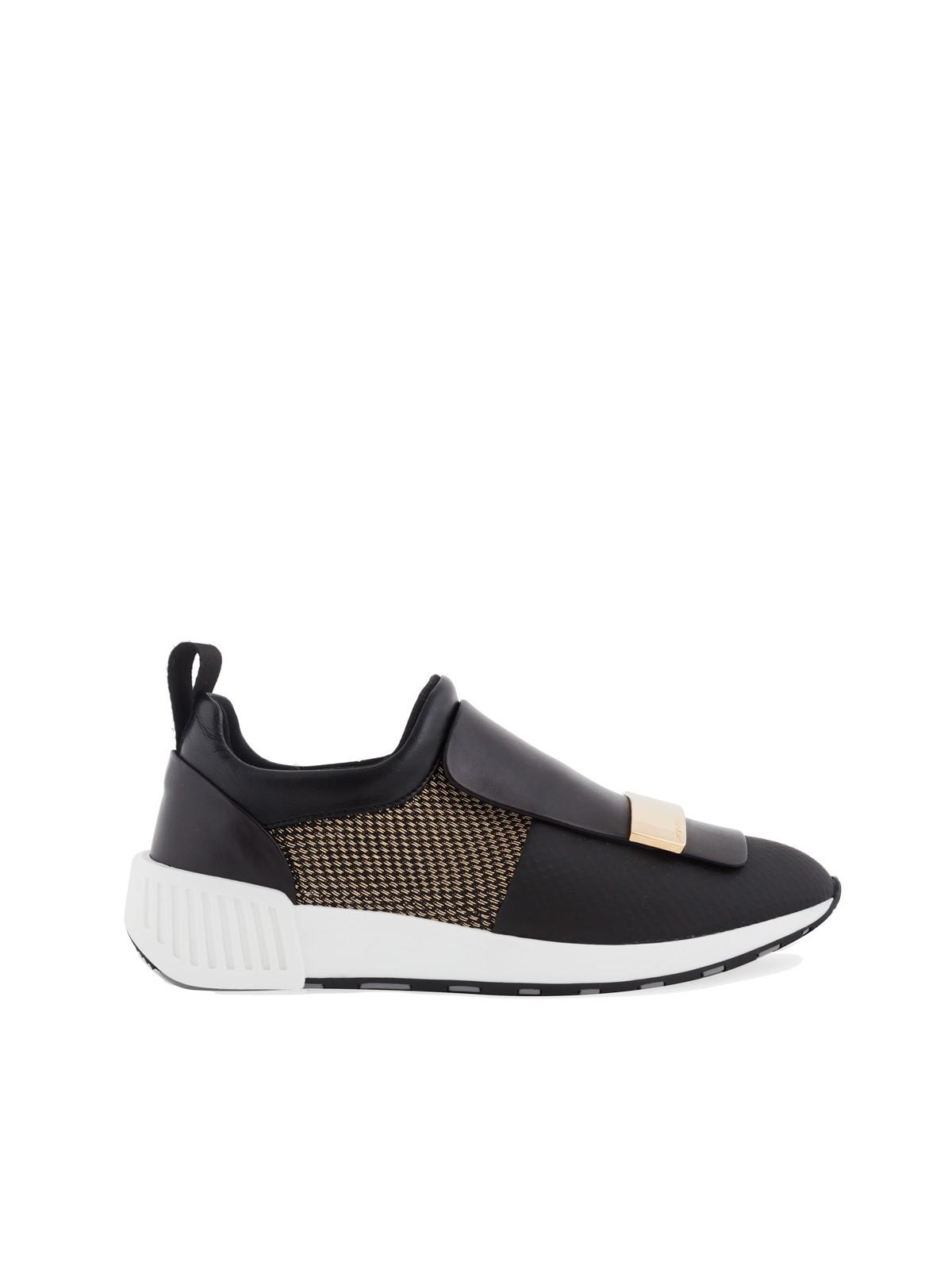 slip-on sneakers - Black Sergio Rossi RmGy7I