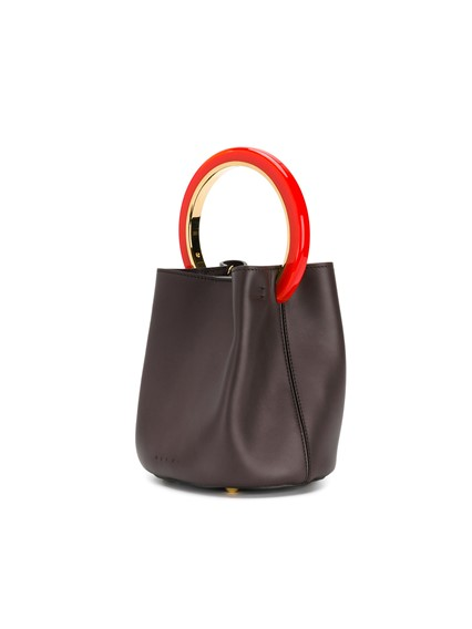 MARNI BUCKET SHOULDER BAG
