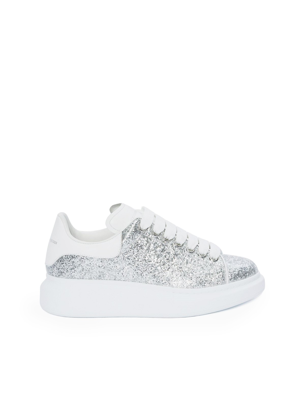 7415831794b3 alexander mcqueen GLITTER OVERSIZE SNEAKERS available on ...