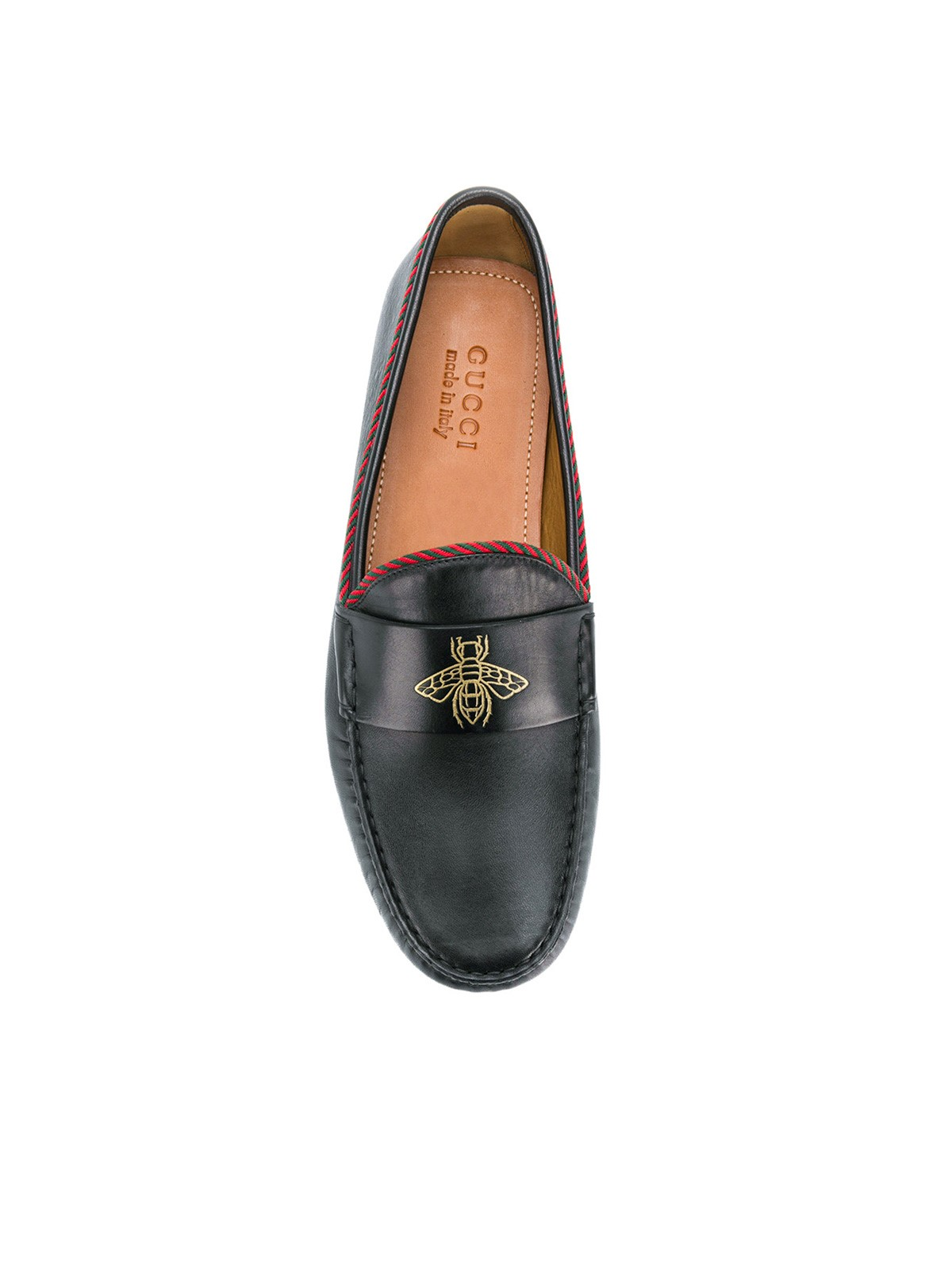 03af2d7a0 gucci LOAFERS BEE DETAIL available on montiboutique.com - 21642