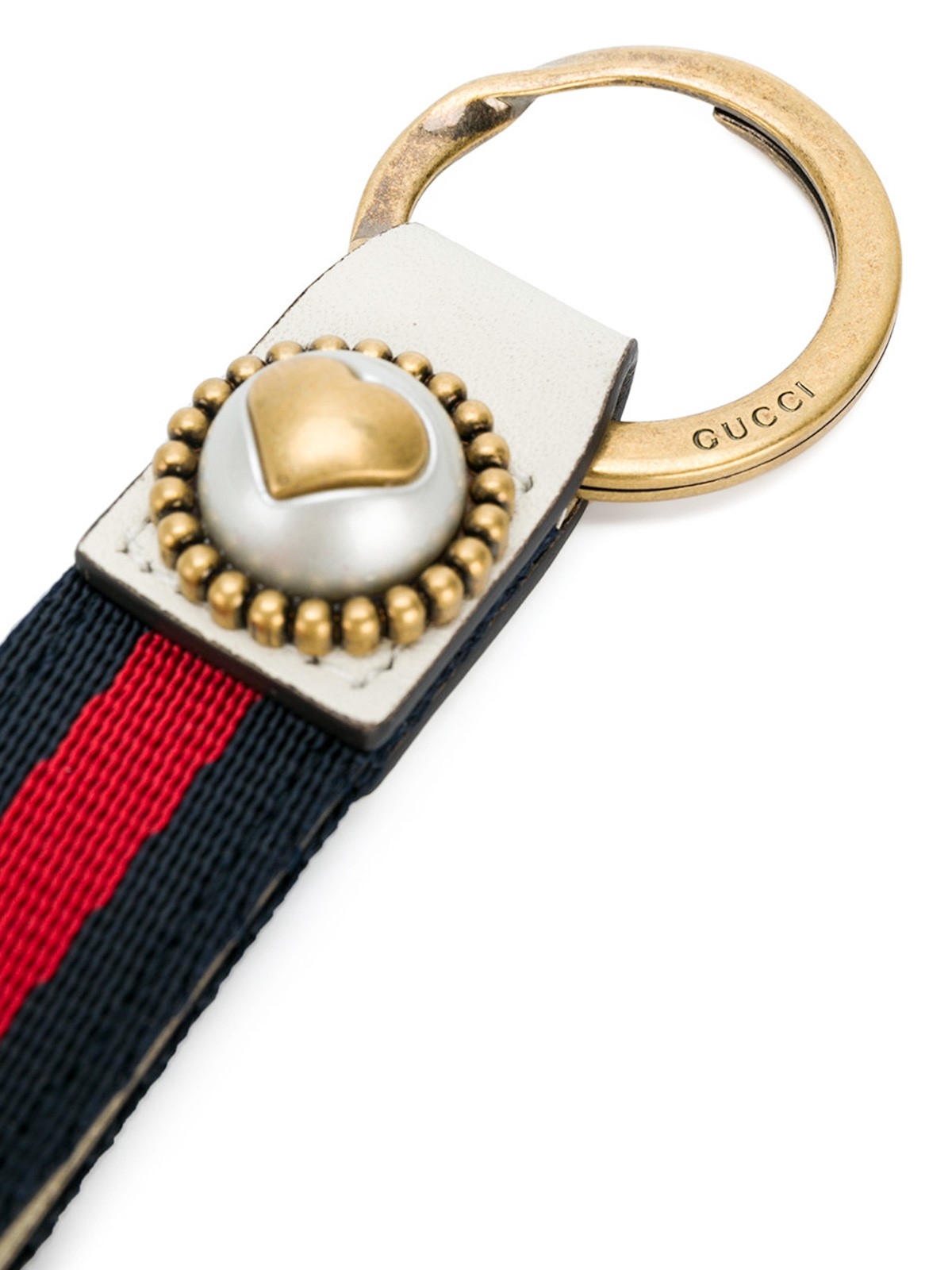 8abedf916 gucci WEB HEART KEYRING available on montiboutique.com - 21673