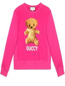 GUCCI TEDDY BEAR SWEATSHIRT