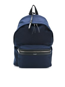 SAINT LAURENT PARIS CLASSIC CITY BACKPACK