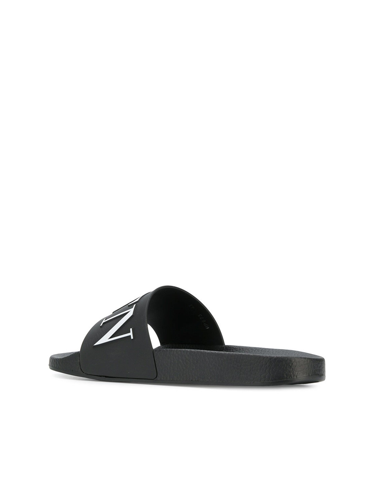 312eddbb954 valentino garavani LOGO VLTN SLIDES available on montiboutique.com ...