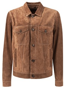TOD'S SUEDE JACKET