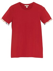 BURBERRY T-SHIRT BRIT