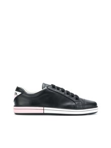 PRADA LACE-UP SNEAKERS