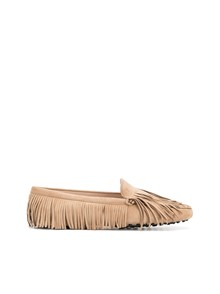 TOD'S FRINGED GOMMINI LOAFERS