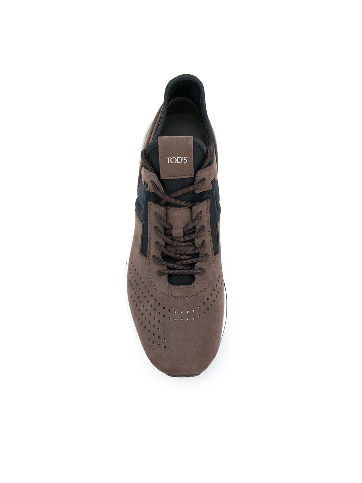 005db965f7 tod's SUEDE SNEAKERS available on montiboutique.com - 21980