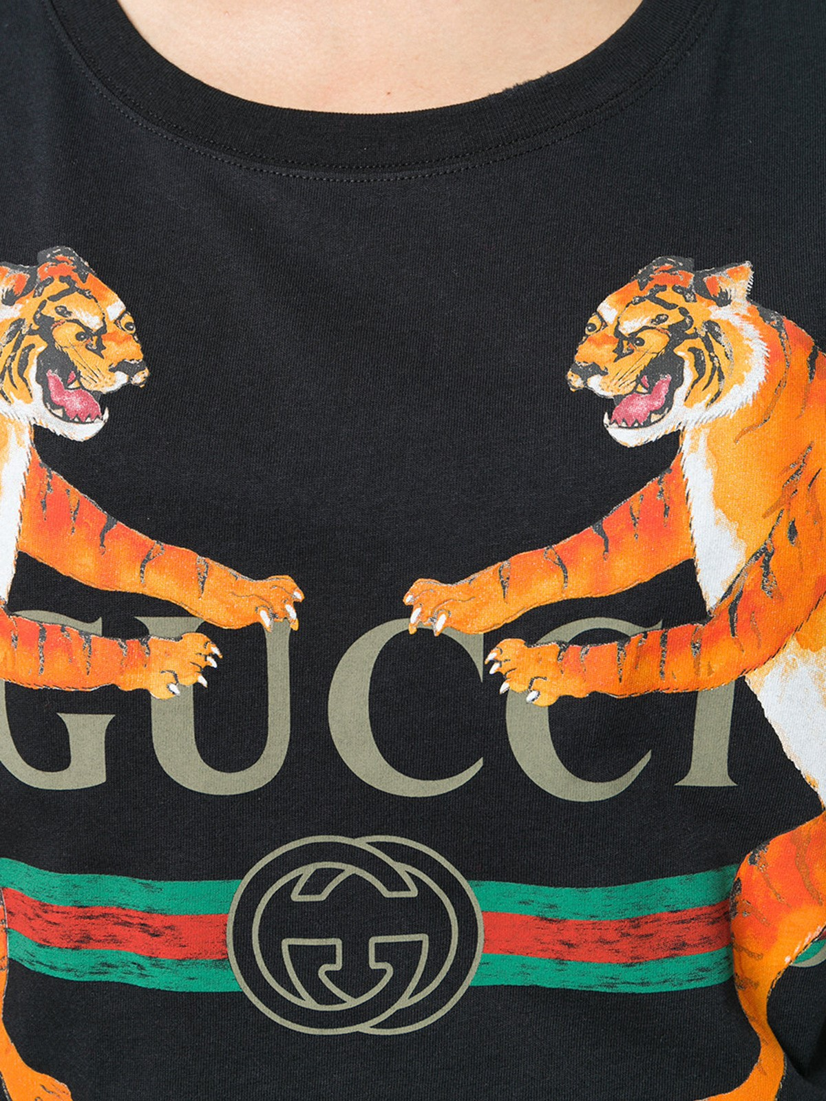 b36971d4 gucci TIGER PRINT T-SHIRT available on montiboutique.com - 21988