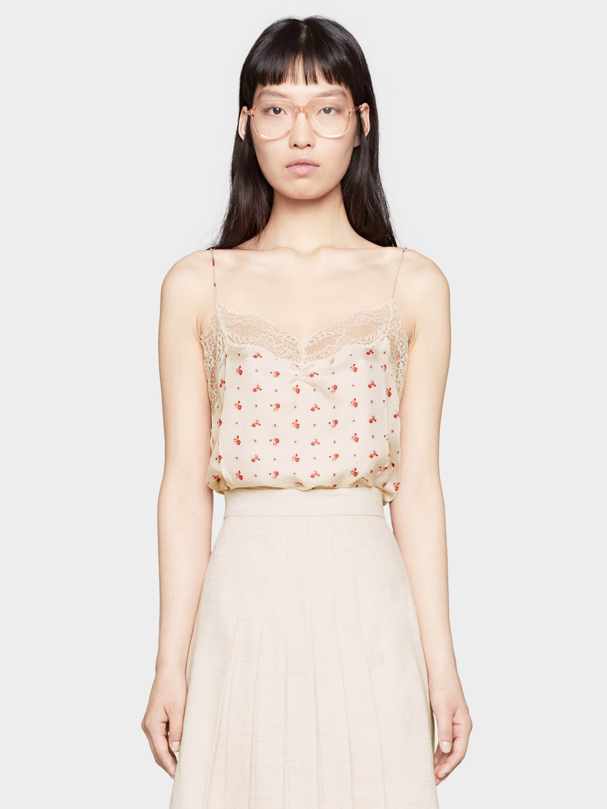 af99b27bb gucci ROSE PRINTED TOP available on montiboutique.com - 21992