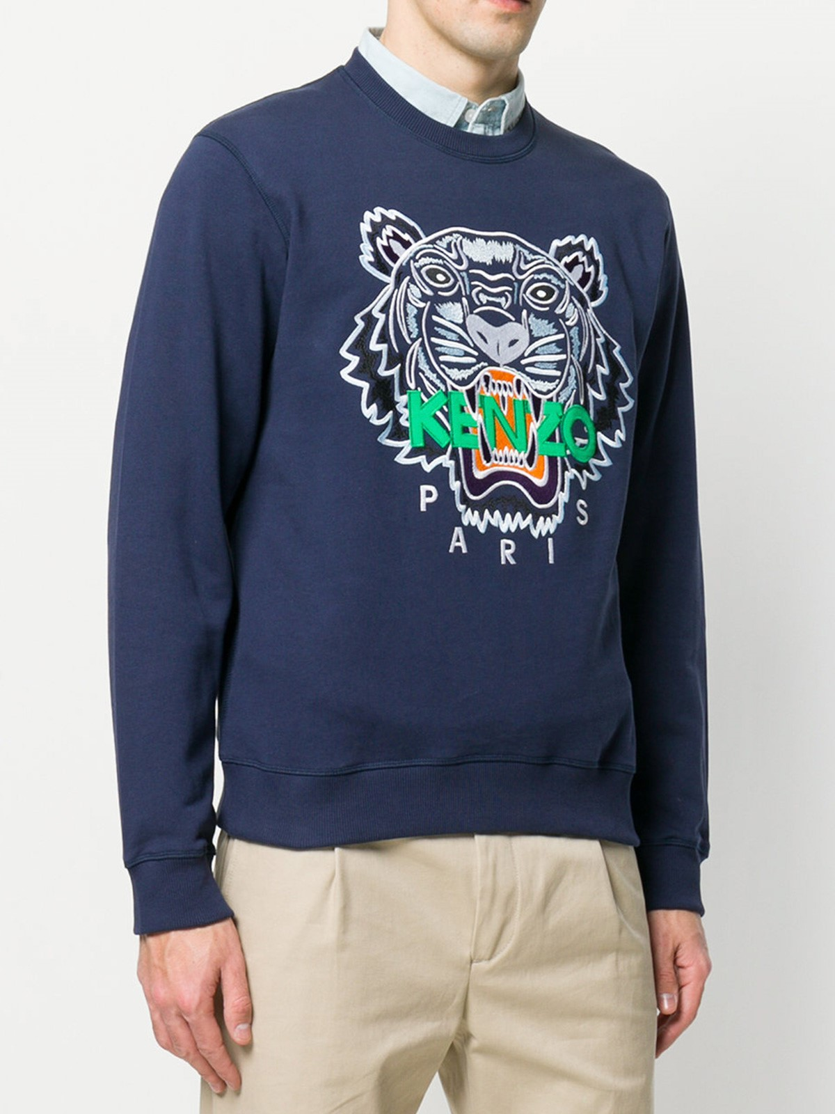 74b2112f90be kenzo TIGER SWEATSHIRT available on montiboutique.com - 22114