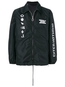 LANVIN   ENTER NOTHING BOMBER JACKET