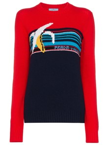 PRADA BANANA SWEATER
