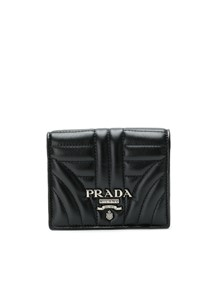 PRADA DIAGRAMME WALLET