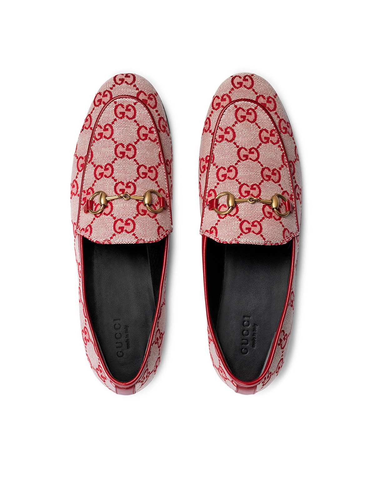 4df769a065ac gucci GG CANVAS JORDAAN LOAFERS available on montiboutique.com - 22759