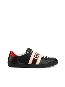 GUCCI LOGO ACE SNEAKERS