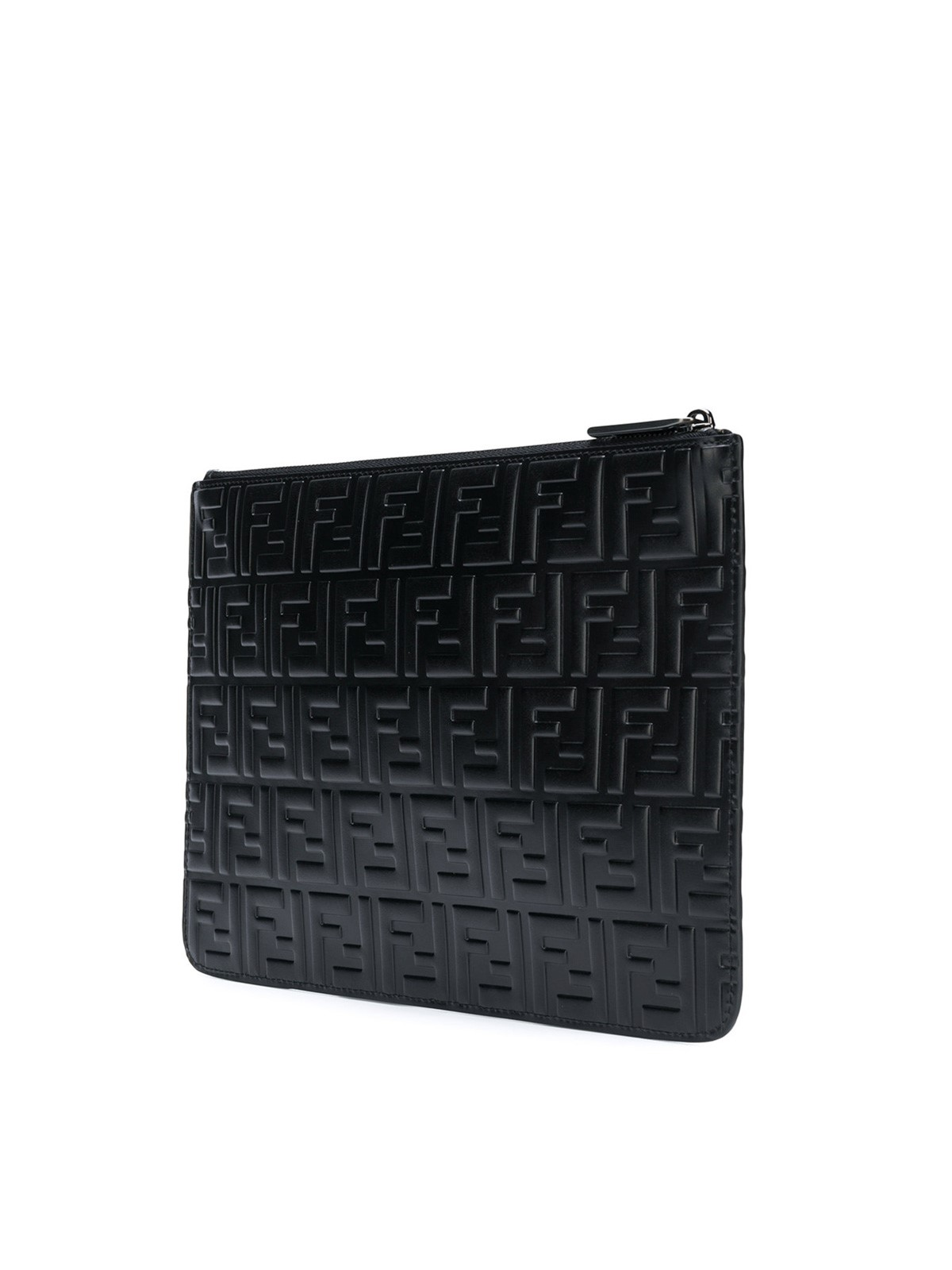 9a7f6272acd1 fendi LOGO CLUTCH BAG available on montiboutique.com - 22932