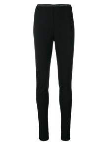 PRADA HIGH WAISTED SKINNY TROUSERS