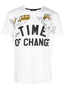 DOLCE & GABBANA TIME OF CHANGE T-SHIRT