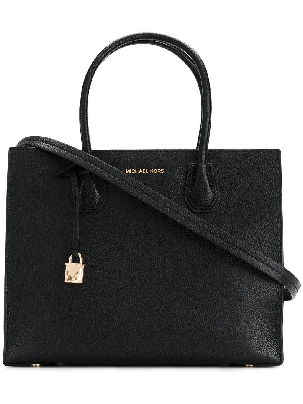 ec7be16e17ce michael kors mk LOGO TOTE BAG WITH STRAP available on montiboutique ...