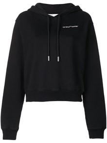 OFF-WHITE HOODIE SWEATER