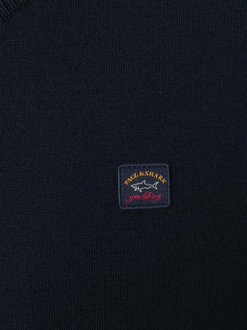 acquisto economico f0e82 927b6 SHARK LOGO JUMPER
