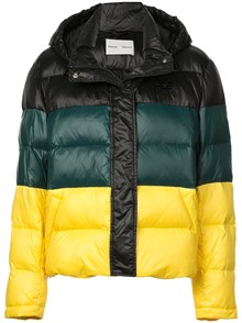 PROENZA SCHOULER MULTICOLORED PADDED JACKET