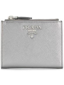 PRADA ZIPPED WALLET