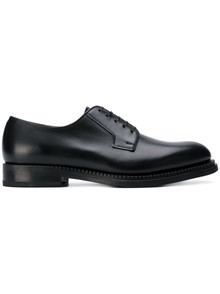 SALVATORE FERRAGAMO LACE UP SHOES