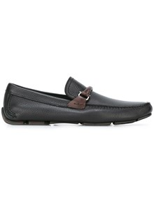 SALVATORE FERRAGAMO BICOLORED LOAFERS