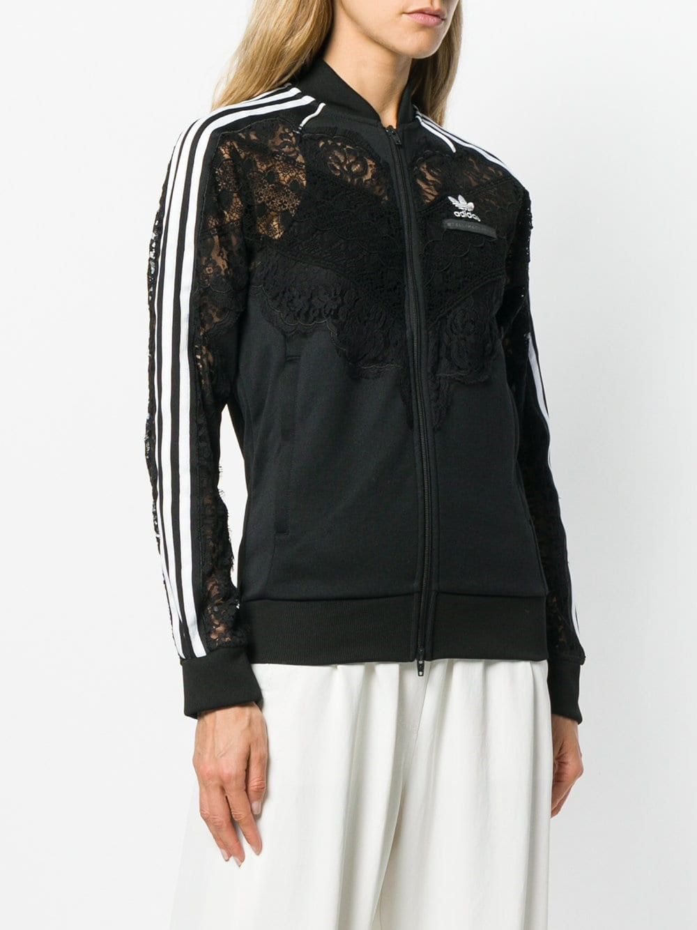 stella mccartney ADIDAS ZIPPED JACKET available on montiboutique.com ... cc93ee3ce2b5