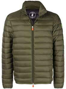 SAVE THE DUCK HOODIE PADDED JACKET