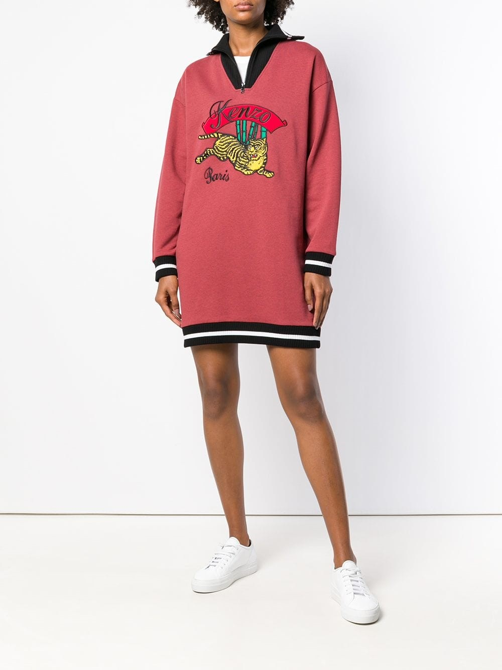 82780a724 kenzo EMBROIDERED TIGER DRESS available on montiboutique.com - 24848