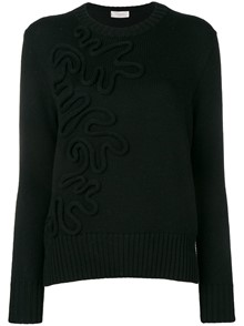 ZANONE EMBROIDERED SWEATER