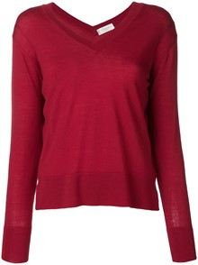 ZANONE V NECK SWEATER