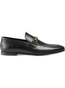 GUCCI BUCKLE LOAFERS
