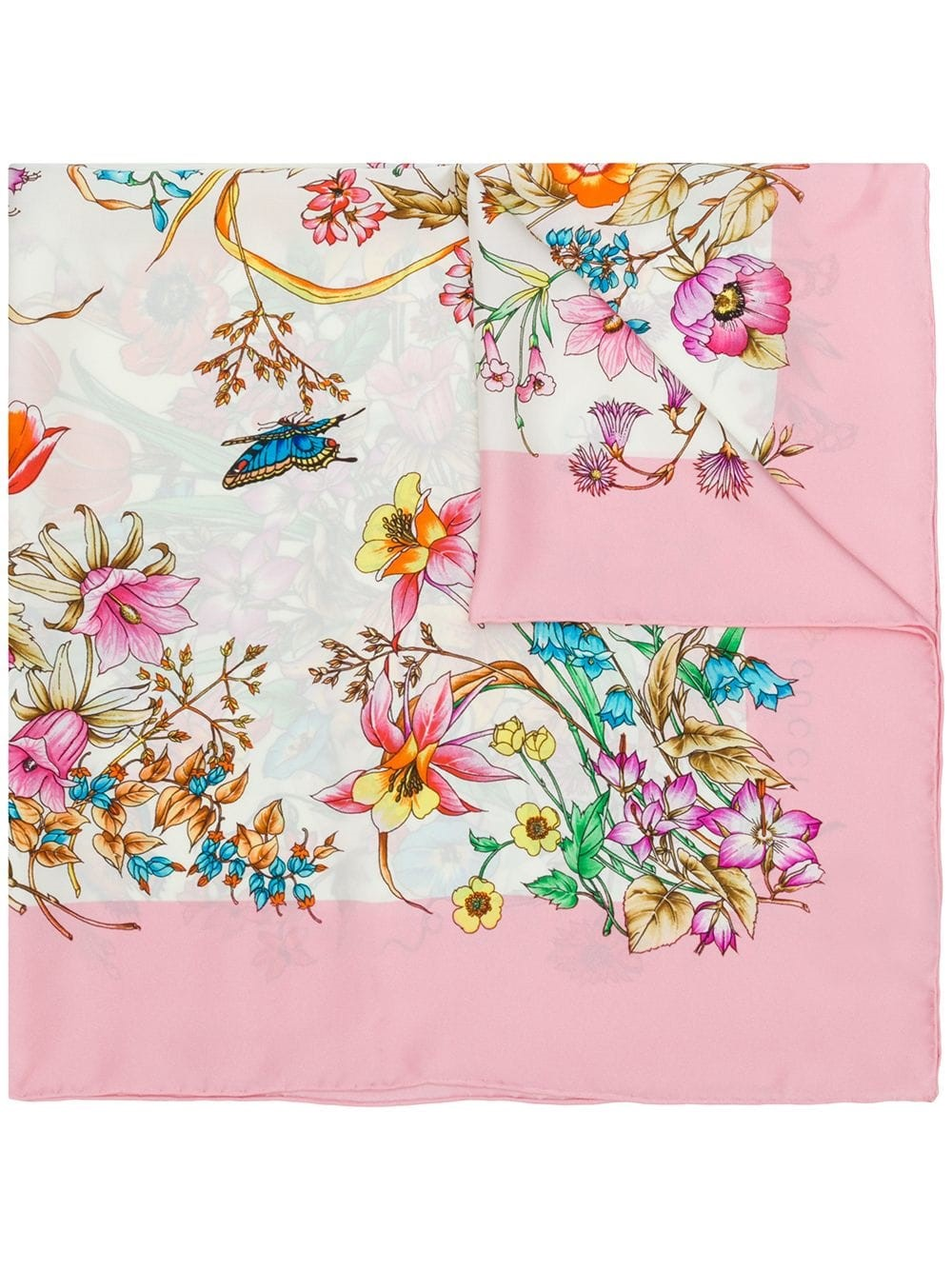 e7820e49c44669 gucci FLORAL PRINT SCARF available on montiboutique.com - 25132