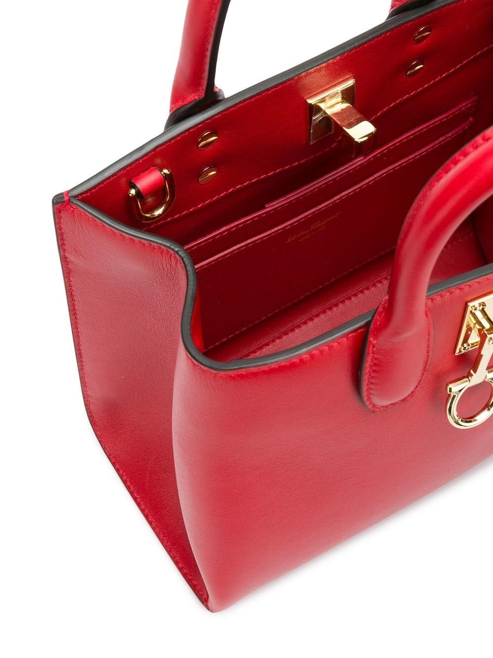 8887e38280 salvatore ferragamo GANCIO TOTE BAG available on montiboutique.com ...