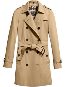 BURBERRY LONDON ENGLAND CLASSIC TRENCH COAT