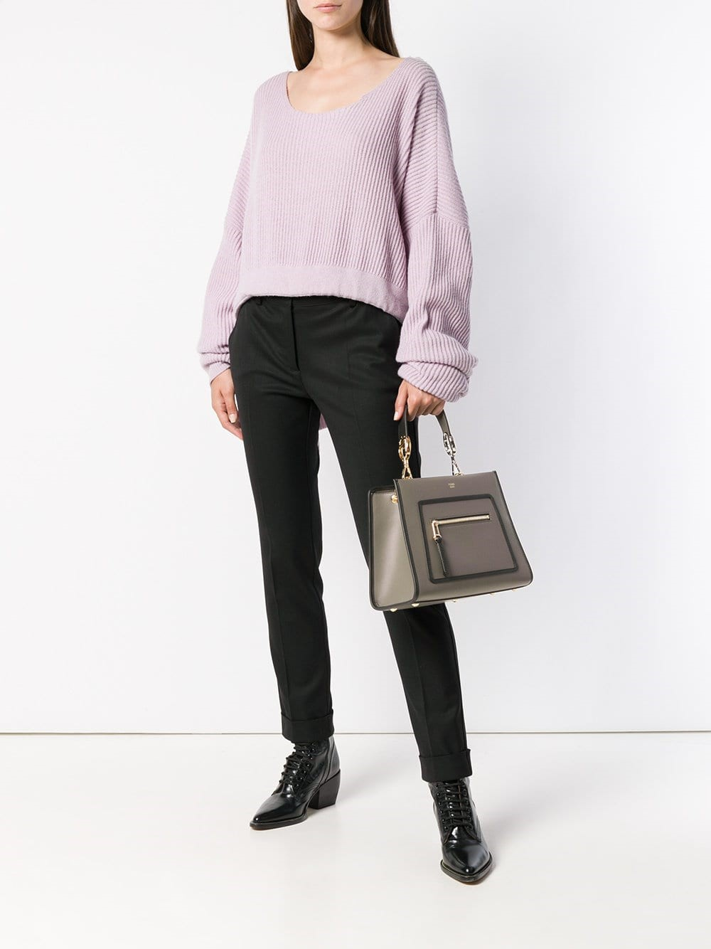13bcd2db12d6 fendi RUNWAY TOTE BAG available on montiboutique.com - 25234