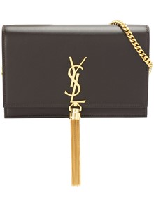 SAINT LAURENT MONOGRAM KATE CLUTCH BAG