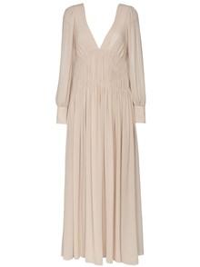 STELLA MCCARTNEY LONG TULLE DRESS