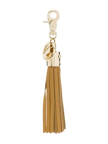 SEE BY CHLOE` TASSELS KEY HOLDER